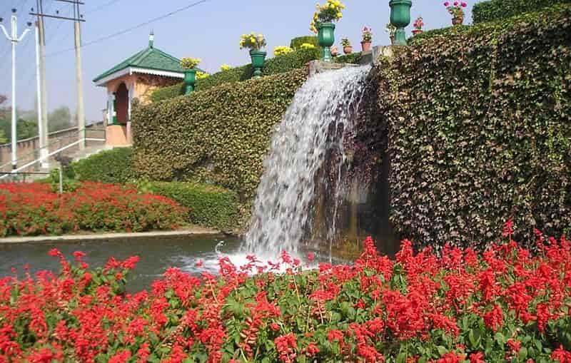 Nishat Bagh, Srinagar
