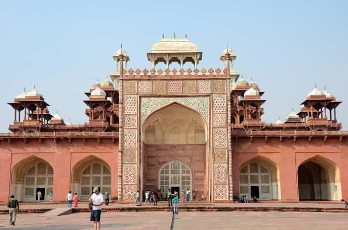 Akbar Mausoleum Agra