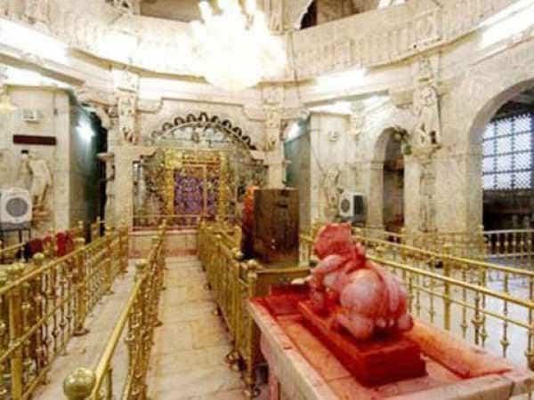 Ambaji Temple Inside