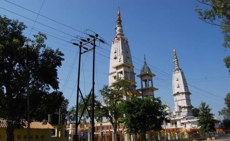 Augharnath Temple