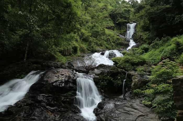 Iruppu Waterfall