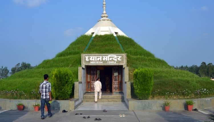 Jambudweep Temple for Meditation, Hastinapur