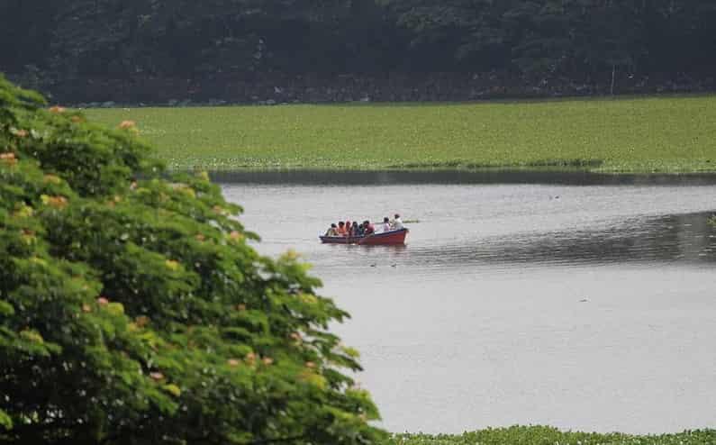 Karanji Lake