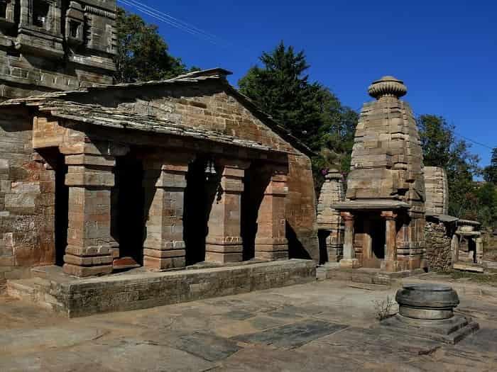 Katarmal Temple, Almora