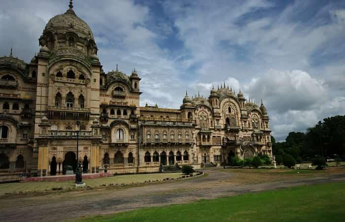 Laxmi Vilas Palace Luxury Redefined