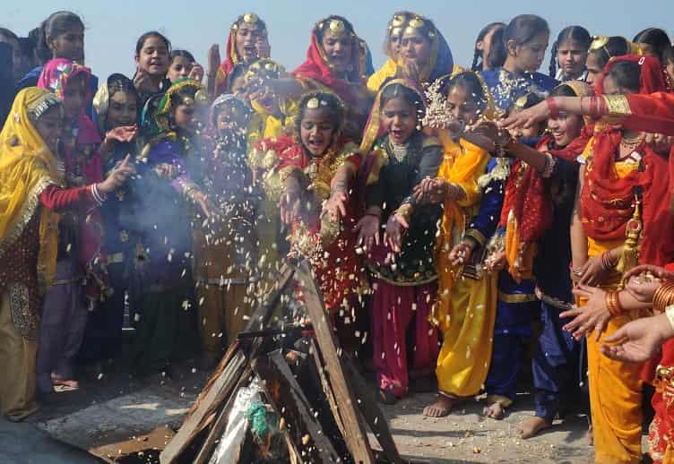 Lohri Rituals
