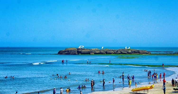 Diu Island Beach