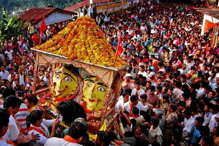Nanda Devi Mela, Almora