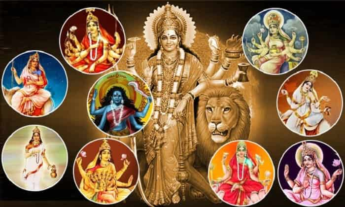 Worshipping Navadurga or Nine Durgas this Navaratri