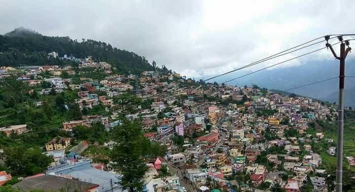 Pauri Garhwal Town