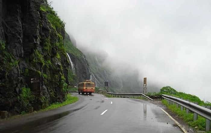 Peerumedu during monsoon