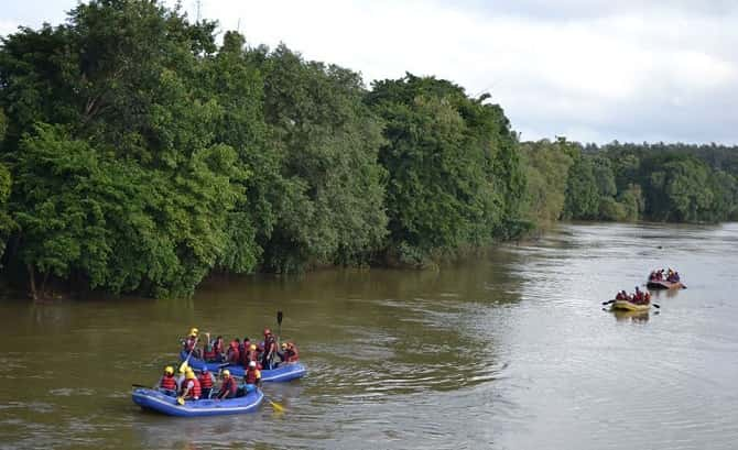 Rafting Point