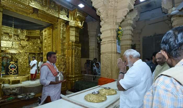 Somnath Temple Inside