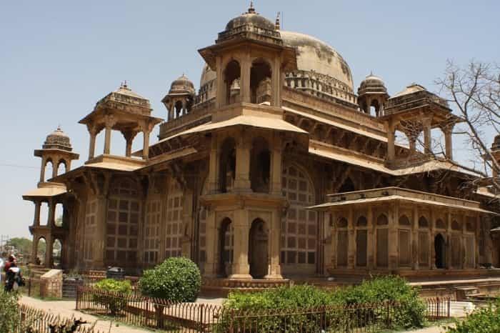 Tansen-Muhammad Ghaus Tombs Gwalior