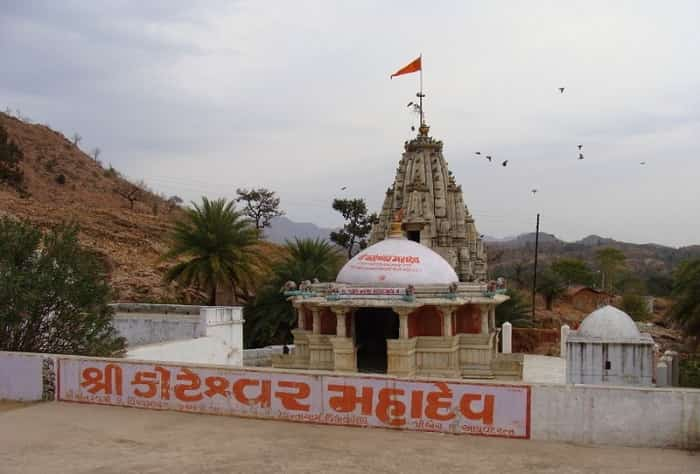 Koteshwar Temple near Ambaji