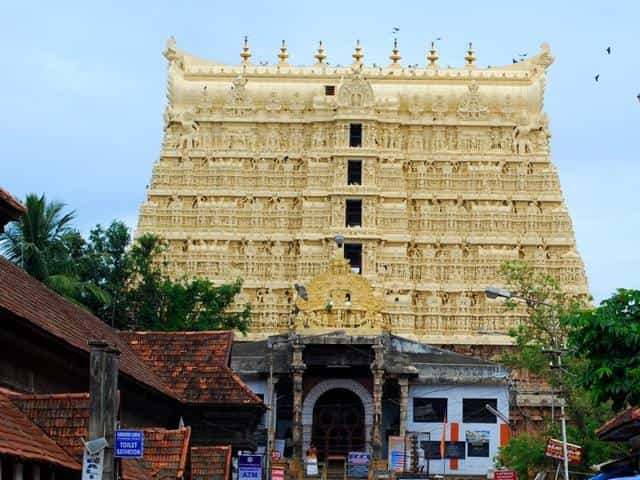 Sree padmanabhaswamy temple history darshan timing structure - Chambr kochi ...
