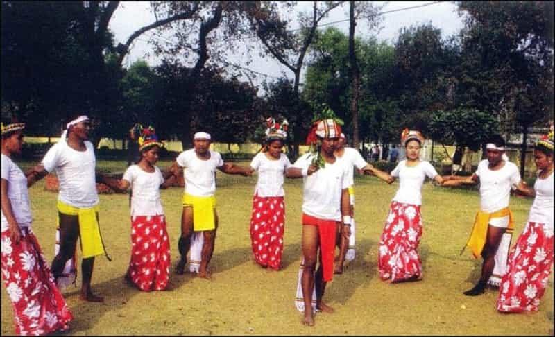 Nicobarese Dance