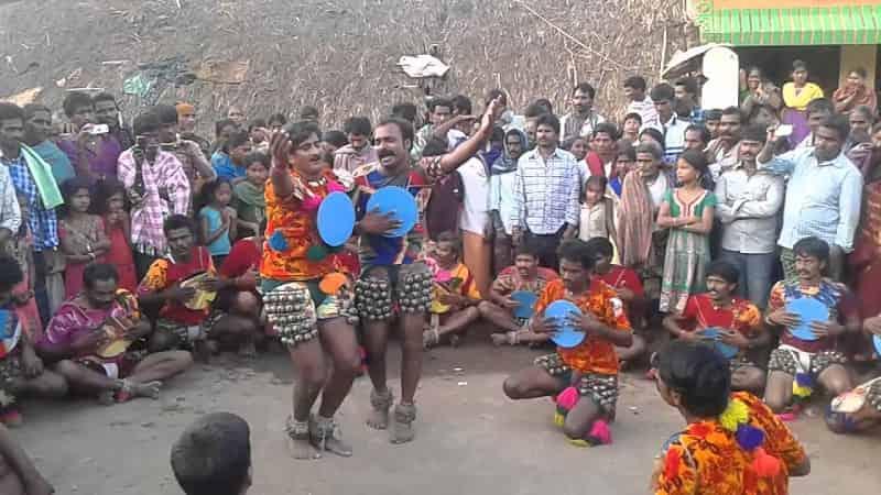 Tappeta Gullu Folk Dance From Andhra Pradesh