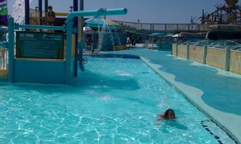 Splash Mountain Water Park