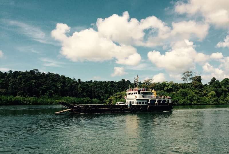 Baratang Island, Andaman