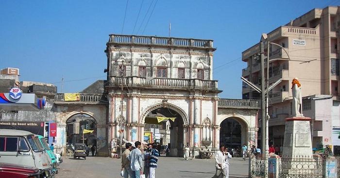 Dhoraji Fort