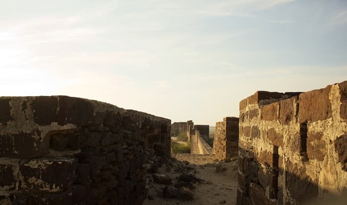 Lakhpat Fort