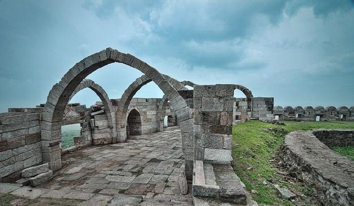 Pavagadh Fort Champaner